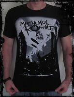 **My Chemical Romance T-Shirt** Retro Rock Unisex **Size S M L XL XXL**