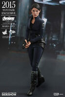 """AVENGERS AGE of ULTRON: MARIA HILL 1/6 Action Figure 12"""" HOT TOYS"""