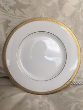 Royal Doulton- Royal Gold Salad Plate 8 1/8""