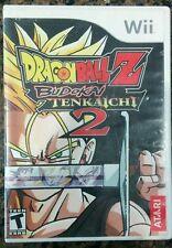 3 WII Game Lot (Dragon Ball Z: Budokai Tenkaichi 2/Deer Drive/Sonic Colors)