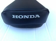 HONDA Z50R 1979-1987 SEAT COVER WITH SOLID Z ON SIDE *BLACK* HIGH QUALITY(#42)