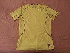 Mens Nike Shirt M Medium Green Athletic
