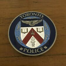 Toronto Ontario Canada Police Challenge Coin Offender Unit