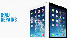 iPad 2, 3 or 4 Broken Glass Screen Repair Service FAST SHIPPING