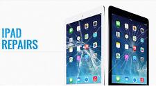 iPad Air 2 Broken Glass LCD Screen Repair Service FAST SHIPPING