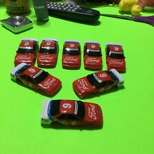 VINTAGE AFX TOMY 8 PIECE FORD THUNDERBIRD BODY GROUP / NEW OLD STOCK!!!!