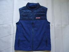 Boy's Vineyard Vines Blue Vest Size L Large