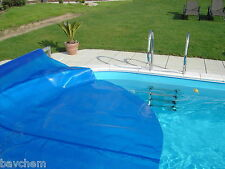 Poolfolie Solarnoppenfolie Sommerfolie PREMIUM 400µ Zuschnitt auf Maß Preis p.m²