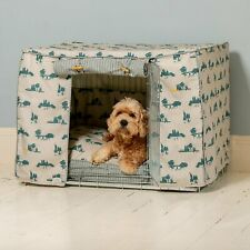 Lords & Labradors Central Park Dog Crate Cover to fit Ellie-Bo Crates