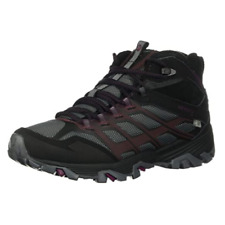 Merrell Moab J09598 FST ICE+ Thermo Women's Black Leather Hiking Shoes US 8.5