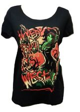 Twisted Disney Twisted Wicked Bitch Of The West t shirt, alternative clothing,