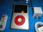 Apple iPod classic 6th Generation Silver (80 GB) U2 Special Edition + extras!
