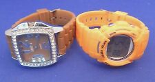 Ladies Watch Wristwatch Pair GENEVA & More ANALOG & DIGITAL