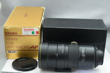 Sigma AF 180/2,8 for Nikon - Fungus Spares or to repair Da riparare Ricambi