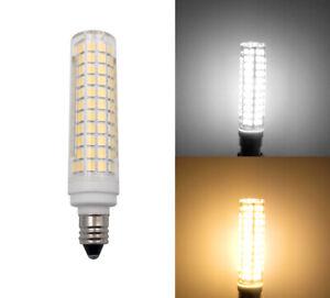 100W Equivalent E11 LED Light bulb 10W 136-2835 SMD Ceramics Ceiling fan Light