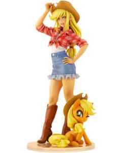 NEW! Kotobukiya My Little Pony Applejack Bishoujo Statue