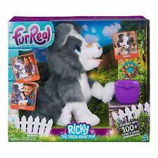 FurReal Ricky The Trick Lovin' Pup Toy - E0384