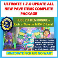 ALL *FESTIVALE/Animal Crossing ACNH Loot 1.7 Update