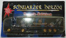 Wolters Pilsener Bier Truck 03 Schwarzer Herzog