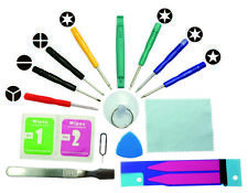14 Tools Repair Kit iPhone, GPS, Kindle, Nook, iPod, Watch Battery Replacement