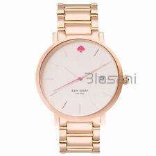 Kate Spade Original 1YRU0641 Women's Gramercy Grand Rose Gold Stainless St Watch