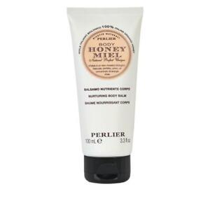 Perlier Honey Nurturing Miel Body Balm (3.3 fl. oz.)