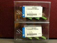"""Lot of 6 (2 Boxes of 3)""Graphic Controls 82-24-0204-03 (30944642) B9565Aq Green"