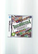 Touchmaster 4 Connect-Juego De Nintendo Ds/Lite DSi 3DS compatible completa en muy buena condición