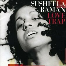 Susheela Raman - Love Trap [New CD] Manufactured On Demand