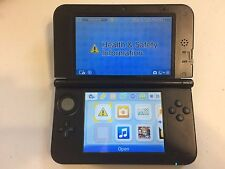 Nintendo 3DS XL Blue/Black Handheld System (READ DESCRIPTION) (Ver. 10.2.0-28U)