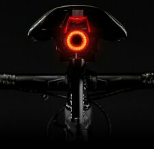 Bicycle Smart Auto Brake Sensing Light | Waterproof LED Charging Bike Taillight