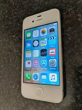 Apple iPhone 4s - 16GB - White A1387 Virgin Mobile Super Nice!
