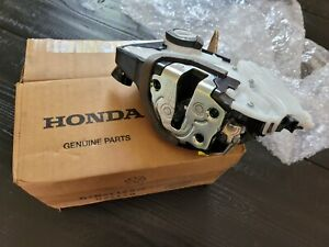 HONDA CR-V Accord Acura IlX  DRIVER FRONT LEFT DOOR LOCK LATCH L88 11140