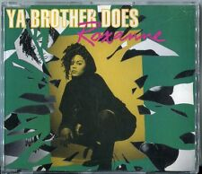 Roxanne CD MAXI ya BROTHER does hard/Vocal mixes © 1992 # 146.166-3 Funk Soul