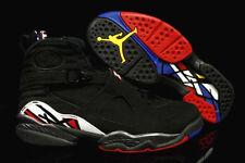 2013 Nike Air Jordan 8 VIII Retro Playoff Size 12.5. 305381-061 low aqua chrome