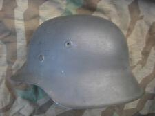 Casque en acier m42 ns62 Wehrmacht taille size 55 Tête casquée Casque Sächsische verrerie