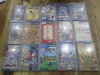 Nintendo GameCube Lot of 15 piece Smash Bros. Custom Robo w/box Japan T793