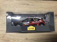 Citroen C3 WRC 1:18
