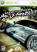 USED Xbox360 Need for Speed Most Wanted JAPANESE VERSION(language/Japanese)