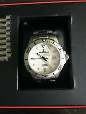 Jerome Lemars Rodin Collection Mens Automatic Diver Watch