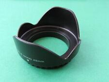 49mm Lens Hood Flower 49mm for Nikon Canon Tamron Pentax Sony Tokina Lens