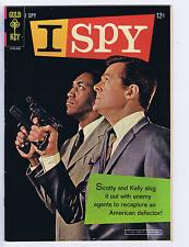 I Spy #1 Gold Key 1966