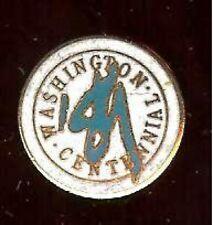 Vintage WASHINGTON CENTENNIAL Pin Enamel