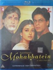 MOHABBATEIN ORIGINAL BOLLYWOOD BLU-RAY - FREE POST