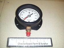 NOS Weksler Pressure Gauge Gage NA13-PPJ4-LBCX EA23-3PJ4-LBB0 0-300 PSI