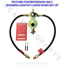 AUTOMATIC 2 BOTTLE TWO CYCLINDER LPG CHANGEOVER KIT OPSO OVER PRESSURE SHUT OFF