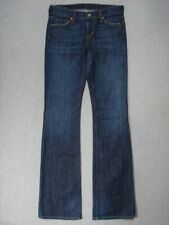 SC11439 **CITIZENS OF HUMANITY** KELLY #001 LOW WAIST BOOTCUT WOMENS JEANS sz26