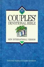 The Couples Devotional Bible by Zondervan Staff 1994 Paperback