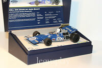 Slot car Scalextric Superslot Legends H3655A Tyrrell 003 Spanish GP 1971 Nº11