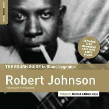 Robert Johnson - Rough Guide to Jazz & Blues [New Vinyl] Rmst